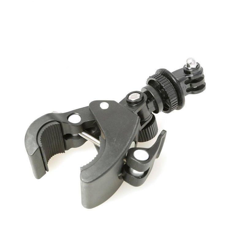 FUJIMI GP BHSM-5 Крепление струбцина на трубы диаметром до 3,5 см для камер GoPro Mount Handlebar Holder