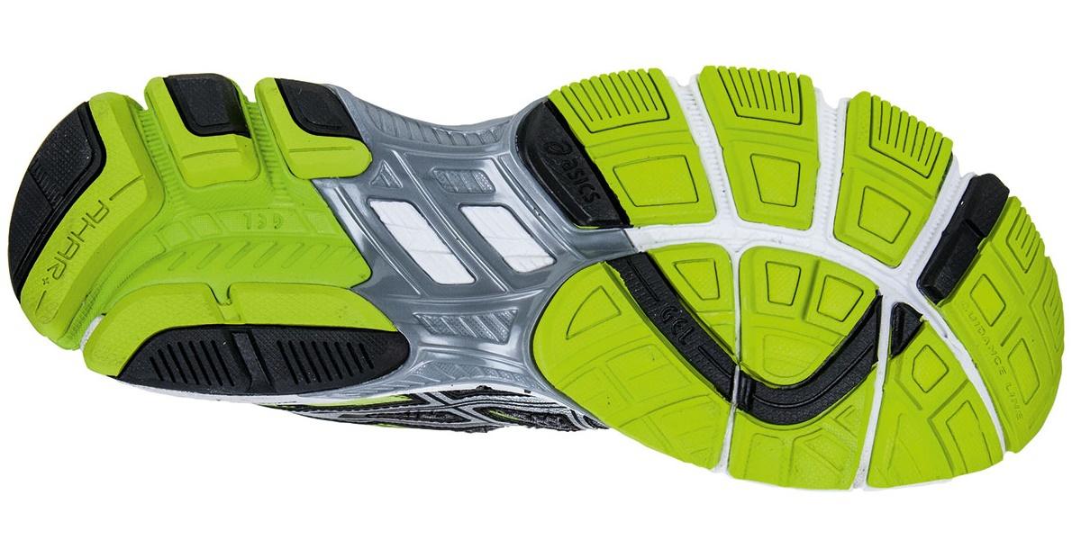 Мужские кроссовки для бега Asics GT-1000 2 (T3R0N 7591) фото