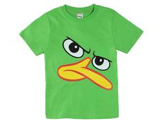 ELBK14-100-28 футболка детская, зеленая