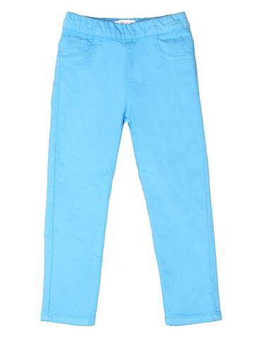 GPT005496 Брюки для девочек, голубые