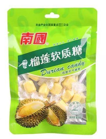 Кокосовые ириски со вкусом Дуриана, Keo Dua Sua - Коробка 25х300 гр.