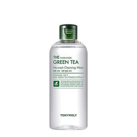 Очищающая вода TONYMOLY The Chok Chok Green Tea No-Wash Cleansing Water 300ml