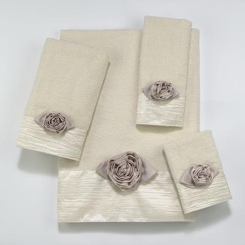 Полотенце 69х127 Avanti Farrah слоновой кости