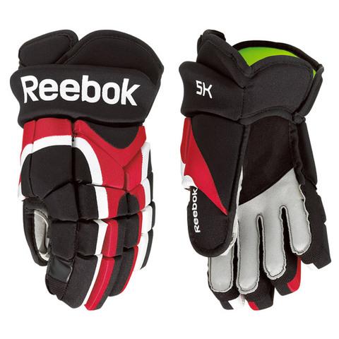Перчатки хоккейные REEBOK 5K SR