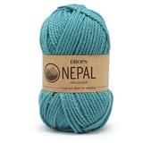 Пряжа Drops Nepal 8911 морская волна
