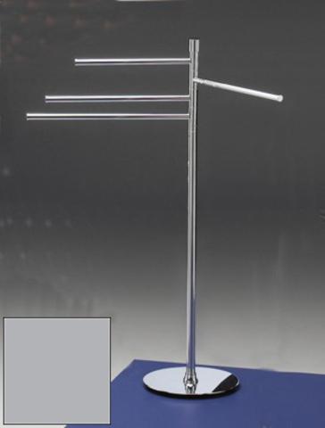 Стойка для полотенец четырехрожковая поворотная 89144SNI от Windisch