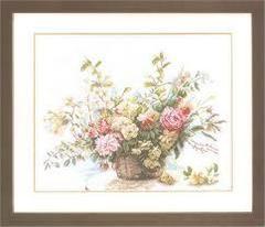 Lanarte Букет роз (Booket of roses)