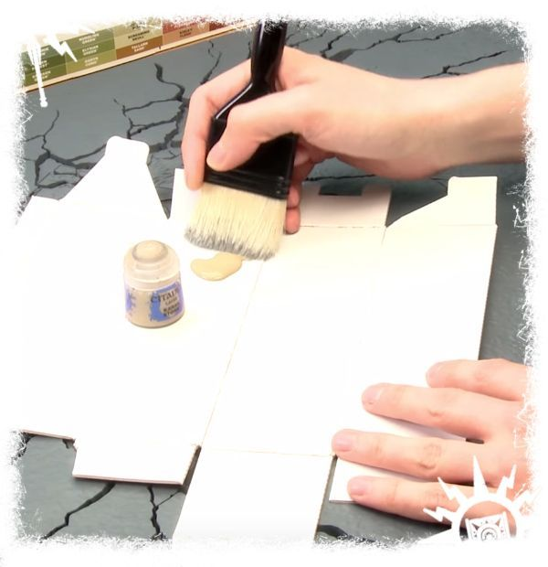 Citadel Scenery Paint Set: Cursed Wastes