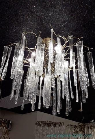 replica MURANO GLASS  chandelier 01 -04