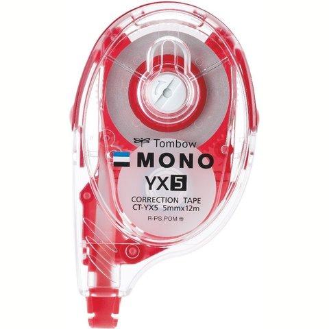 Ленточный штрих-корректор Tombow Mono YX5 (5 мм)