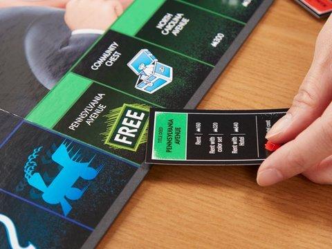 Hasbro: Игра настольная Монополия Большая афера E1871 — Monopoly Cheater's Edition — Хасбро