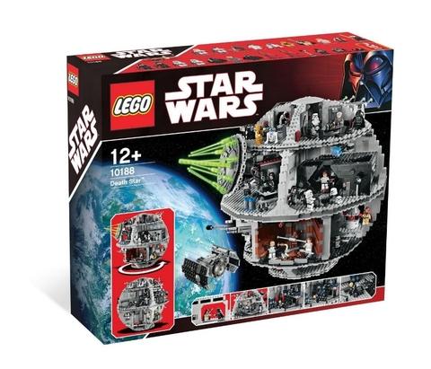 LEGO Star Wars: Звезда Смерти 10188 — Death Star 151 Лего Звездные войны Стар ворз