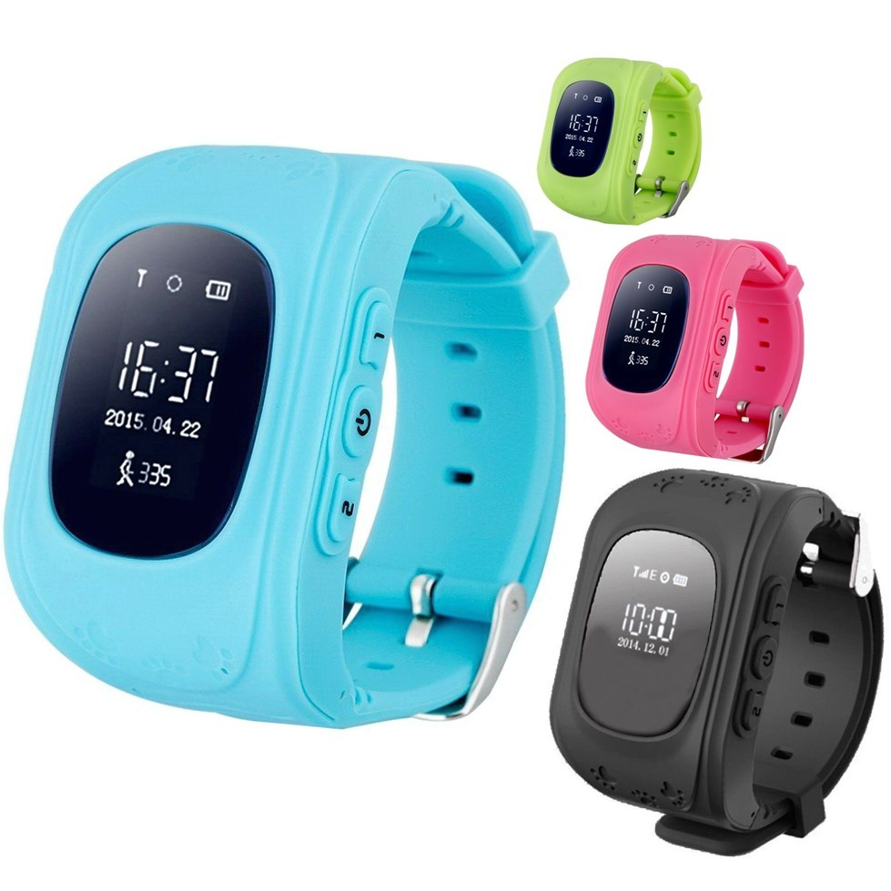 Функции часов smart baby watch blue