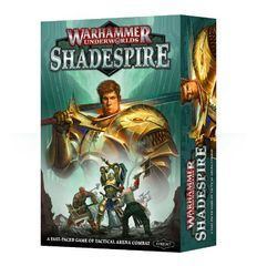 Warhammer Underworlds: Shadespire. Русская версия