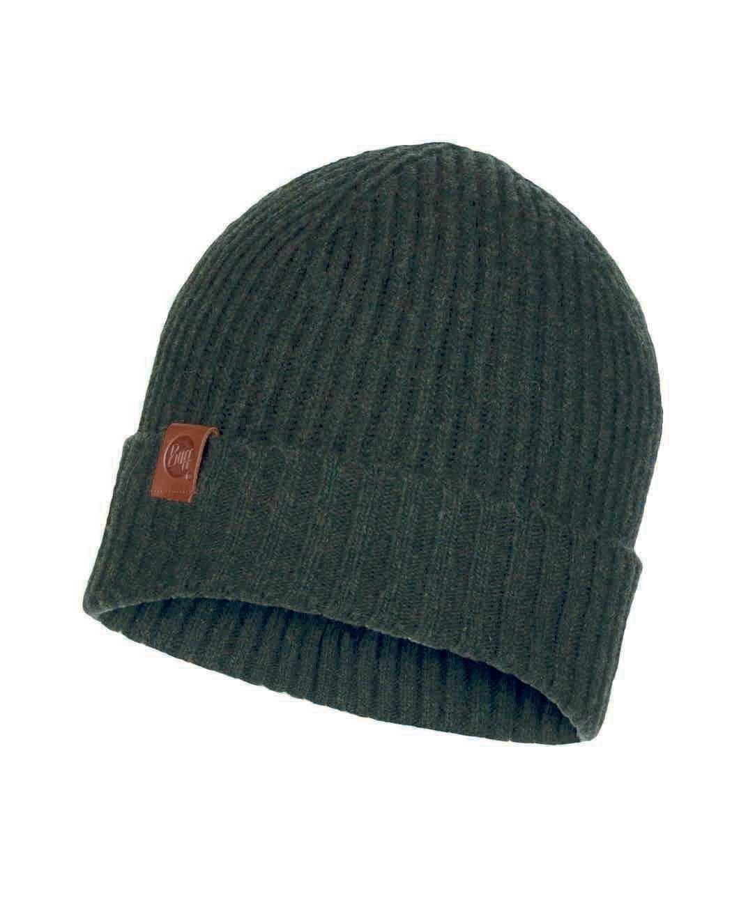 Шапки средней вязки Вязаная шапка Buff Hat Knitted Biorn Military 117886.846.10.00.jpg