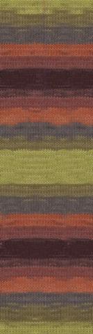 Пряжа Burcum batik (Alize) 6098, фото