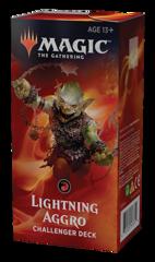 Challenger Deck 2019 - Lightning Aggro (английский)