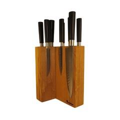 Настольная магнитная подставка для ножей Woodinhome KS009SON