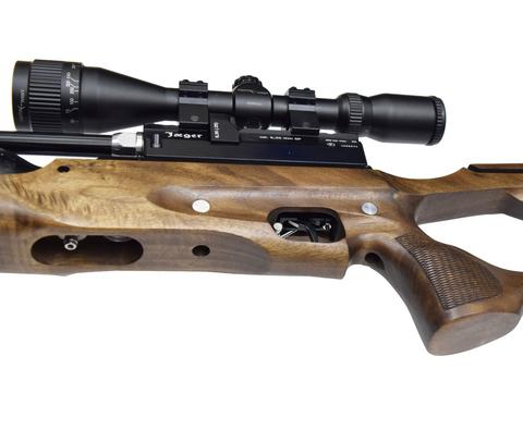 Jæger SP Карабин с колбой 6,35 мм (прямоток, ствол Lothar Walther 550 мм., полигональный без чока)