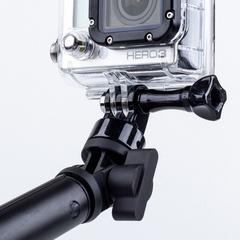 Телескопическая палка для GoPro 35-98 см