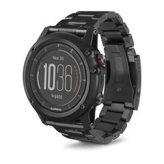 Часы Garmin Fenix 3 Sapphire HR (titanium)