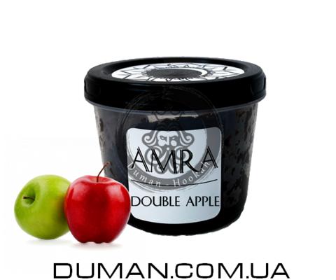 Табак Amra Double apple (Амра Двойное яблоко) |Moon