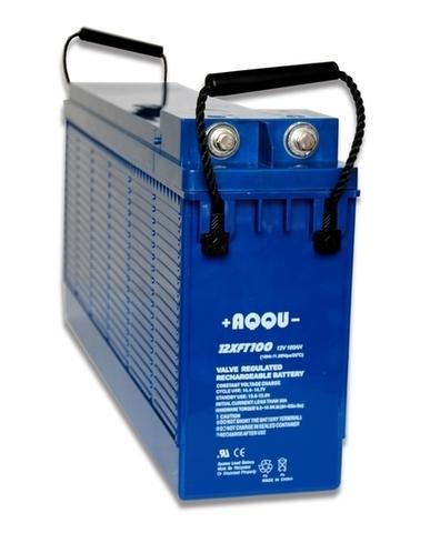 Аккумуляторы AQQU AQQU 12XFT100 - фото 1