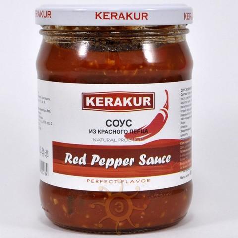 Соус из красного перца Керакур, 500г