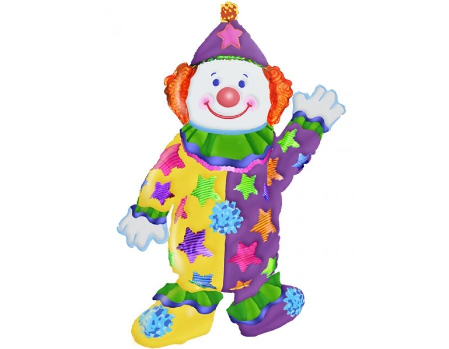 Ходячий шар Клоун (фото 2)