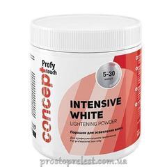Concept Profy Touch Intensive White Lightening Powder - Порошок для осветления волос
