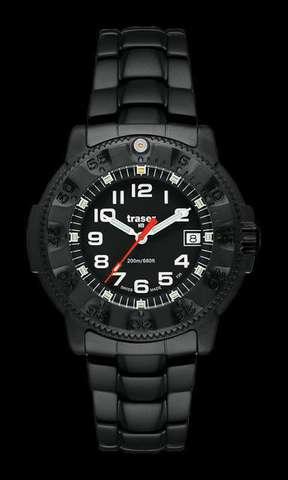 Купить Наручные часы Traser Commander 100 Pro Black P6507.A80.32B.01 по доступной цене