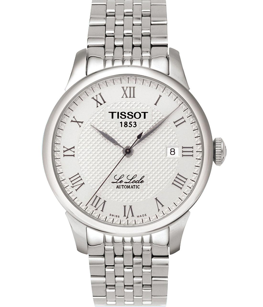 Наручные часы Tissot Le Locle T41.1.483.33- купить по цене 211960.0 ... 71a26934d40c2