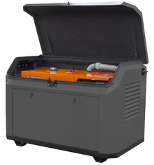 Всепогодный шумозащитный мини-контейнер для генератора, модель SB1700