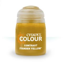 Citadel Contrast: Iyanden Yellow