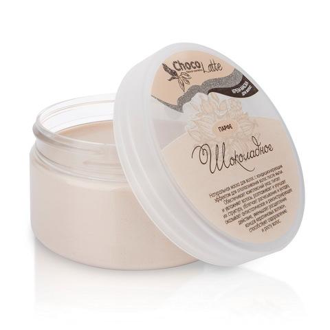 Крем-маска для волос ПАРФЕ ШОКОЛАДНОЕ с натуральным какао, 200ml TM ChocoLatte