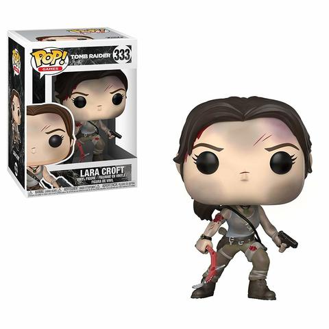 Фигурка Funko POP! Vinyl: Tomb Raider: Lara Croft 29007