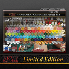 Warpaints Complete Wargamers Paint Set