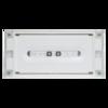 Аварийный светильник IP65 SOLID LINE LOWBAY Teknoware для низких потолков – вид спереди