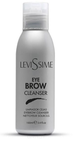 Лосьон для демакияжа области вокруг глаз Levissime EYEBROW CLEANCER 100мл
