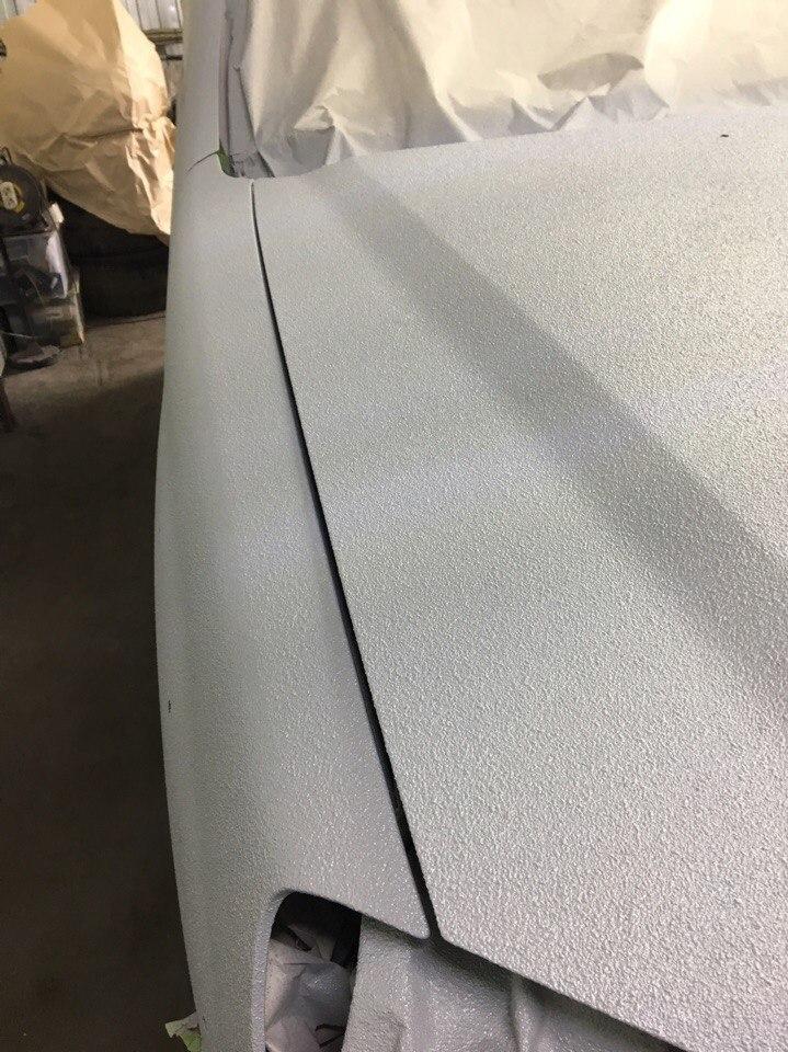 Покраска Раптором Mazda BT50 фото-9