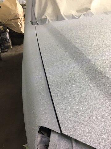 Покраска Раптором Mazda BT50