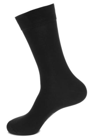Носки мужские с укрепленным мыском и пяткой,хлопок-нейлон, sphr63801 Saphir (3 размера)