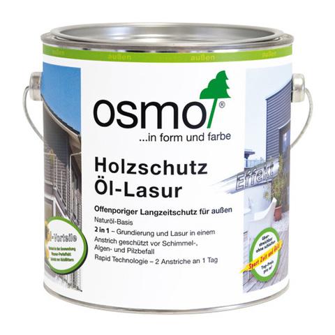 Масло-лазурь с эффектом серебра Holzschutz Lasur Effekt