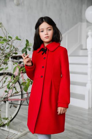 Пальто mamma Mila! (арт.E (red)