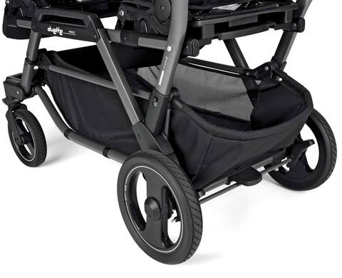 Прогулочная коляска для двойни Peg Perego Duette Piroet
