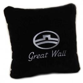 Подушка автомобильная с логотипом GREAT WALL