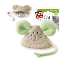 Goods for pets мышка с кошачьей мятой 8 см