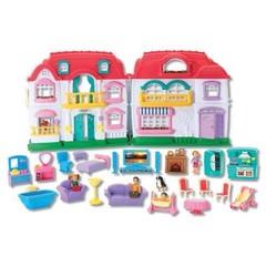 Keenway. Игровой набор - Кукольный домик (22002KW)