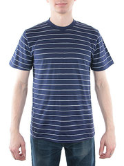 52520-4 футболка мужская, темно-синяя