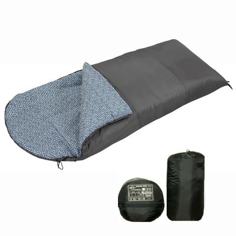 Спальный мешок-одеяло СП 3XL Mobula c подголовником